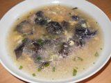 Čínská kuřecí polévka s Jidášovým uchem recept