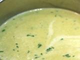 Vánoční krémová polévka recept