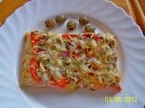 Pizza T. B. recept
