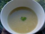 Cizrnová polévka s červenou čočkou recept