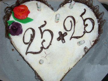Kokosový dort 2
