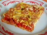 Rajčatový koláč recept