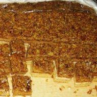 Jemné ořechové řezy recept