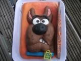 Scooby Doo dort recept