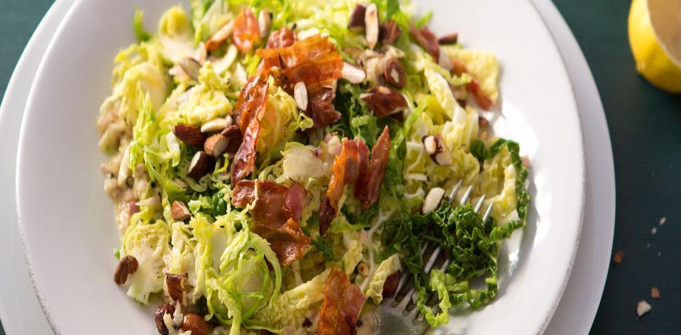 Dvoukapustový salát