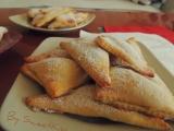 Šátečky z tvarohového těsta recept