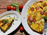 Bramborová tortilla s chorizem a žampiony ( Tortilla de patatas ...