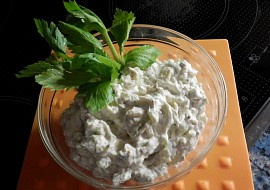Řapíkaty celer  pomazánka recept