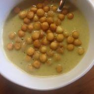 Lahodná krémová brokolicová polévka recept