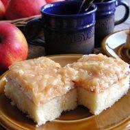 Jablkový zákusek recept