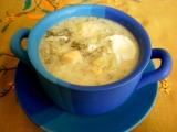Květáková kefírovka recept