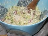 Lehký cottage salát recept