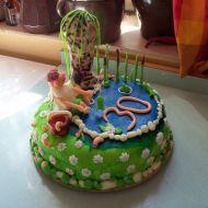 Potahovací hmota na dorty recept
