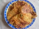 Křupavé mrkvové placičky recept