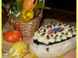 Srandovní dortík na Velikonoce recept