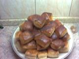 Pagáčiky s kandizovaným ovocím recept
