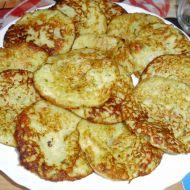 Cuketový bramborák recept