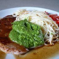 Domácí špenátové pesto recept