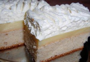 POLÁRKA vanilkové řezy