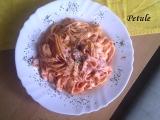 Těstoviny s treskou recept
