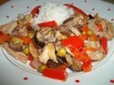 Španělské rizoto recept