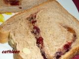 Kynutý perníkový závin se sušeným ovocem recept