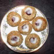 Ořechové věnečky na lineckém kolečku recept