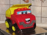 Dort náklaďák Chuck recept
