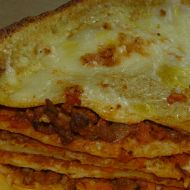 Pečené lasagne recept