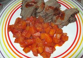 Pečené jehněčí s bramborami recept
