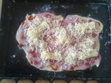 Domácí pizza II. recept