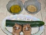 Okurkový salát podle Olgy z Rothů recept