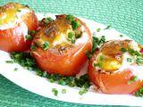 Vejce v rajčatech recept