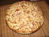 Jablkový koláč se smetanou* recept