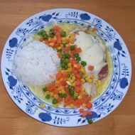 Kuřecí maso s rýží recept
