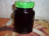 Černé jeřabiny  aronie  na způsob brusinek recept