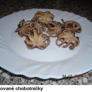 Fritované chobotničky recept