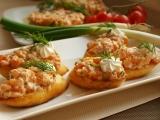 Tataráček z lososa a rajčat recept