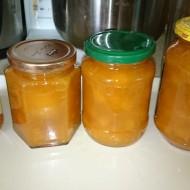 Meruňkový džem s gelfixem recept