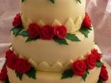 Svatební dort pro dceru recept