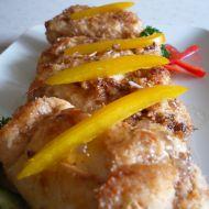 Zapečené plněné kuřecí řízky recept