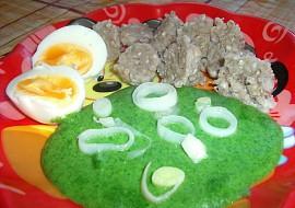 Pohankové noky se špenátem a vejcem pro nejmenší recept ...