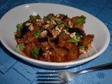 Lilek s meruňkami a ořechy recept