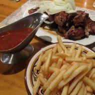 Šašlik z vepřového masa recept