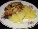 Asijská zeleninová směs recept