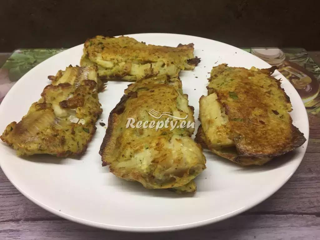 Treska v sýrovém těstíčku recept  ryby