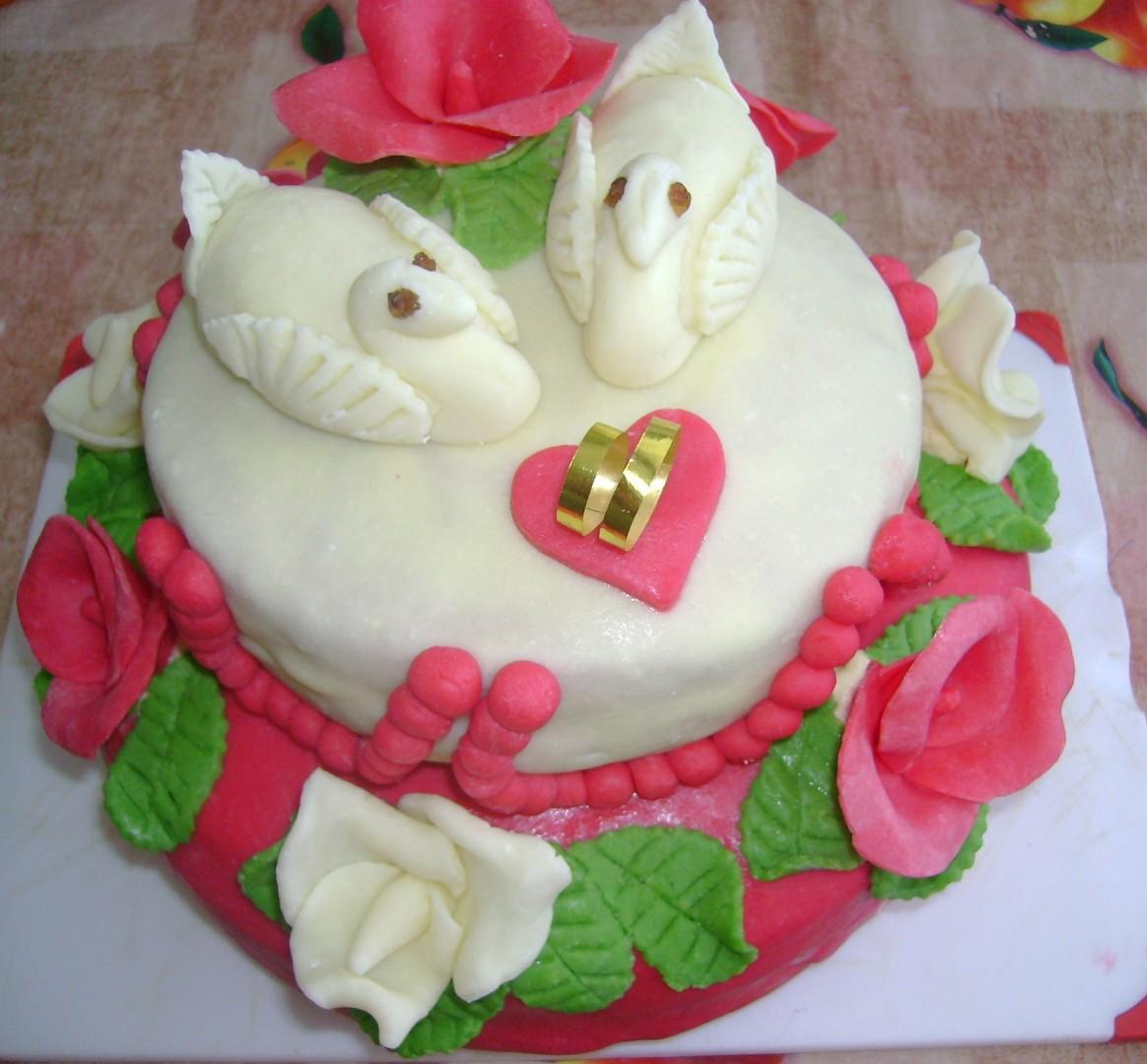 Jarýskuv první svatební dort recept