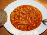 Rychlé vyprošťovací chilli (posilvestrovské) recept