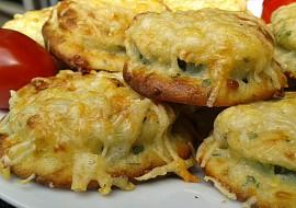 Cuketa v sýrovém těstíčku  pečená v troubě recept