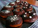 Bezlepkové jablečné donuty recept